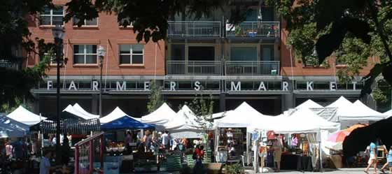 vancouver farmers market in downtown vancouver wa