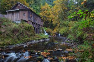 Cedar Creek Grist Mill La Center WA