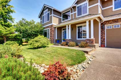 Vancouver WA Home for Sale with new landscaping