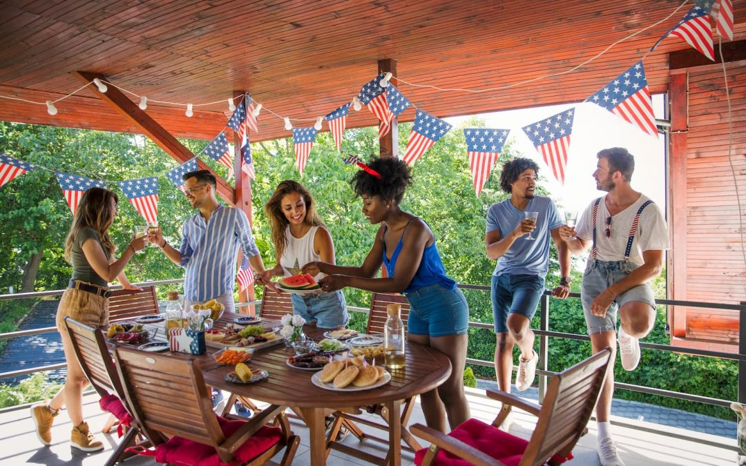 Backyard Fourth of July Party Ideas